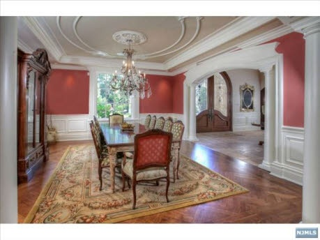 Ceiling idea for dining room