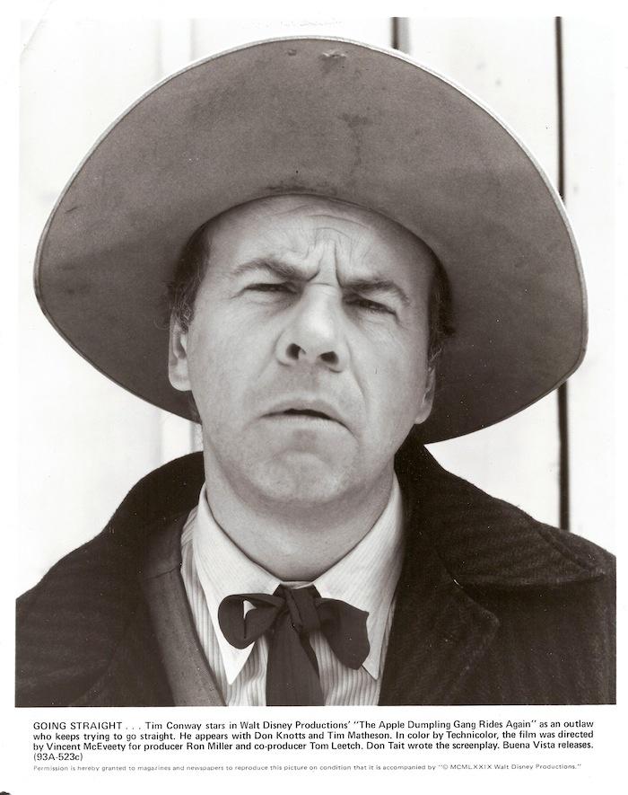 Tim Conway, Apple Dumpling Gang | Clipart & Card pics | Pinterest