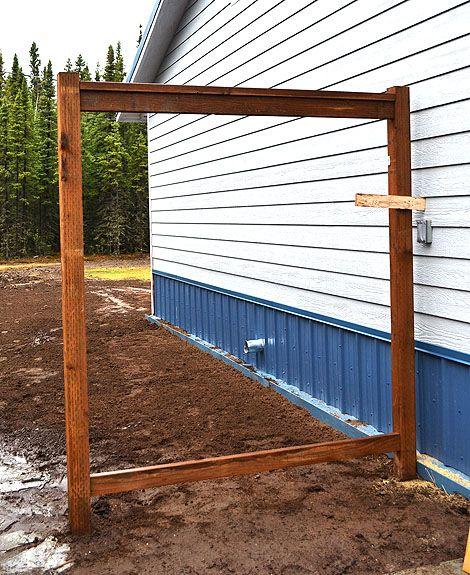 Ana white build a cedar fence i love ana and her free plans