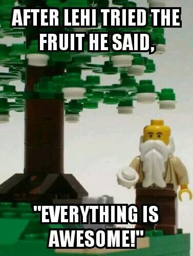 Everything Is Funny Meme : Quot everything is awesome lego lehi mormon memes