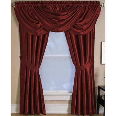 Versailles Window Treatments Jcpenney Decorating