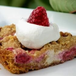 Raspberry Sour Cream Pie Allrecipes.com I put it in one pie and ...