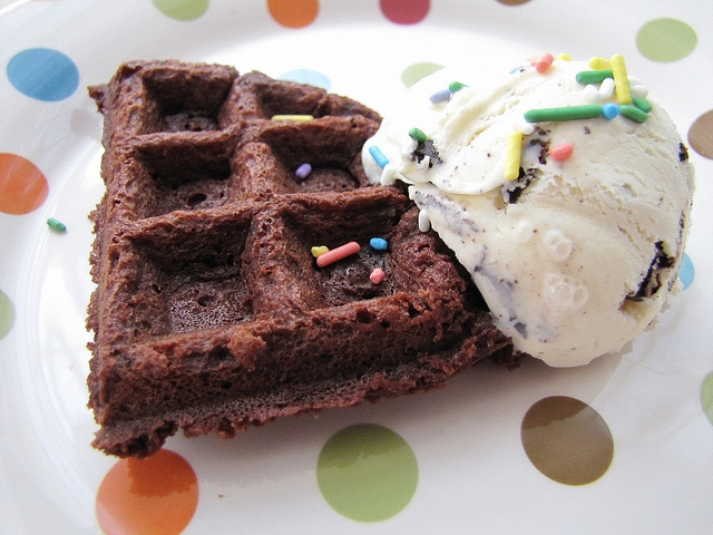 More like this: brownie waffles , brownies and waffles .