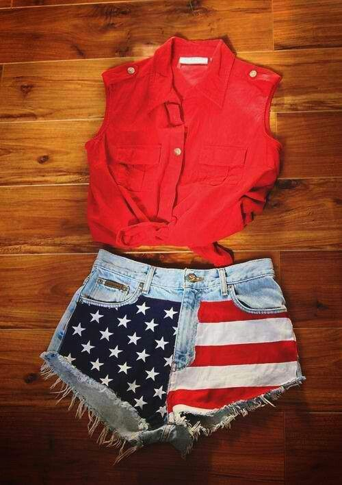 4th of july outfit for juniors