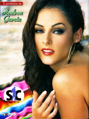 Andrea Garcia Hot | Andrea García nice smile