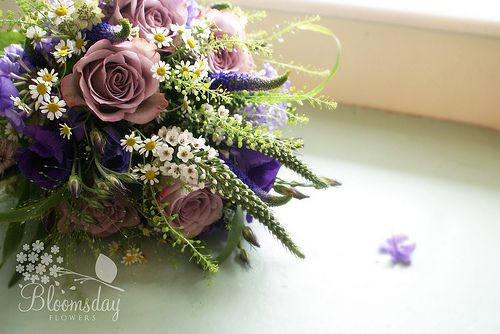 Wildflower Bridal Bouquet Wedding Ideas Pinterest