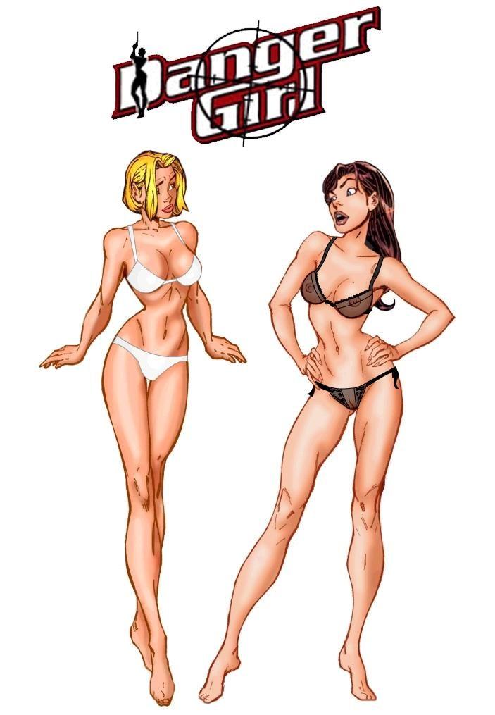 golie-danger-girls