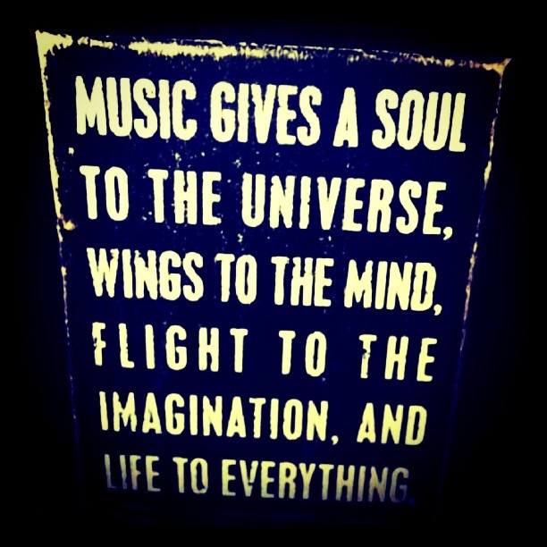 music quotes ldquo music gives - photo #6