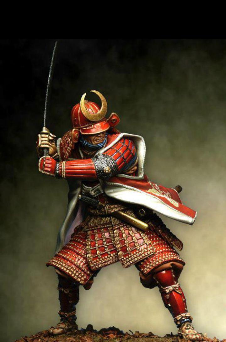 Real Samurai Warrior