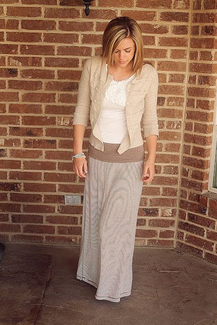 The Students Wife blog.  Love this neutral look.