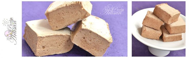 Malt Chocolate Marshmallows | Candy | Pinterest