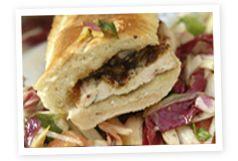 Blackened Chicken Sandwich | Lunches/Sandwiches/Wraps | Pinterest