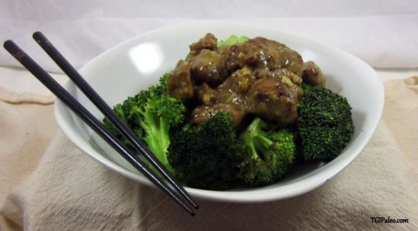 Crispy Orange Beef Author: TGIPaleo.com Prep time: 30 mins Cook time ...