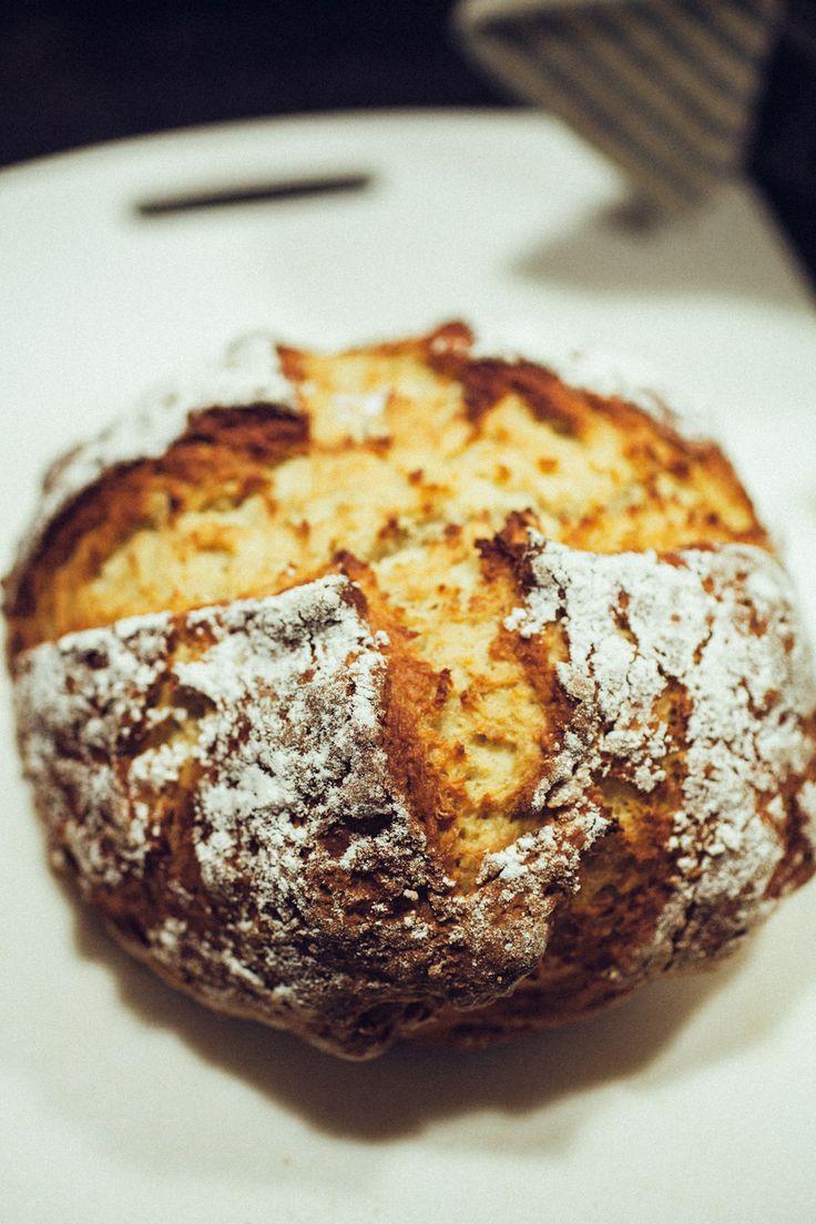 Irish Soda Bread Recipe | Food | Pinterest