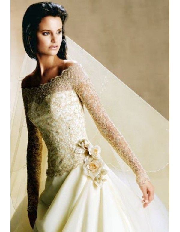 Pin by mary witt on wedding pinterest for Champagne color wedding dresses