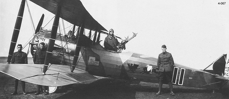 Lt. Lowry And His Plane