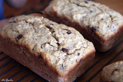 Chocolate Bourbon-Spiked Banana Bread | Must Eat - Bread | Pinterest