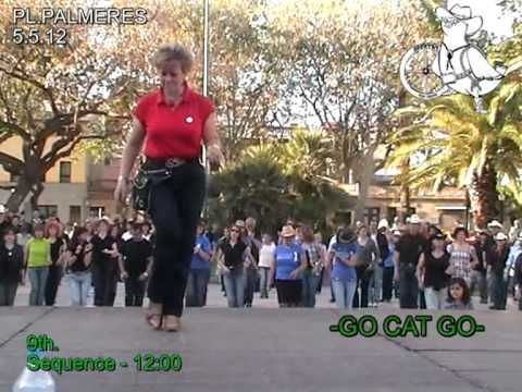 Youtube adalida line dance