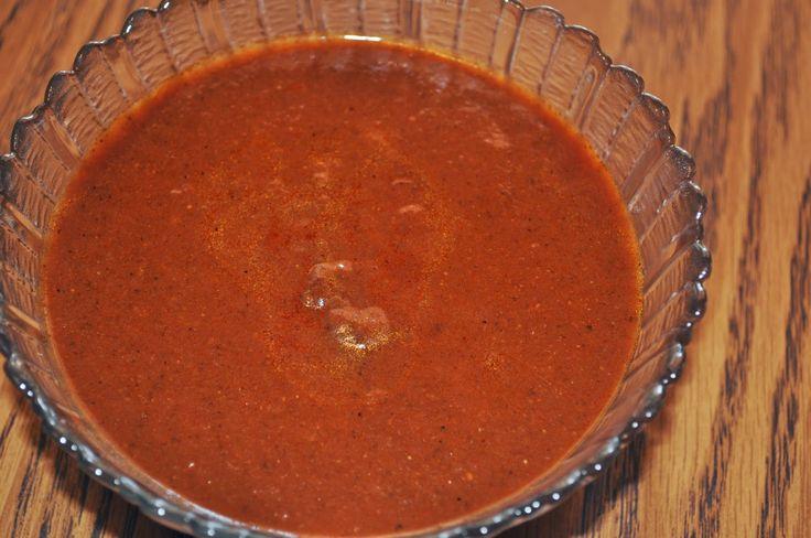 Beth's Favorite Recipes: Ten Minute Enchilada Sauce