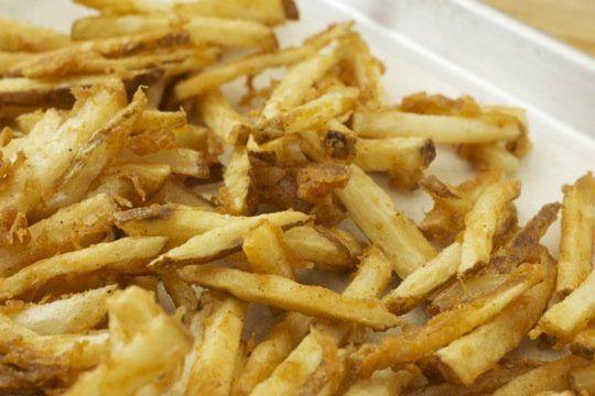 Beer-Battered Cajun Fries | Recipe