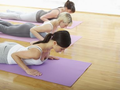 Exercise Instructions for Pilates Swan Dive
