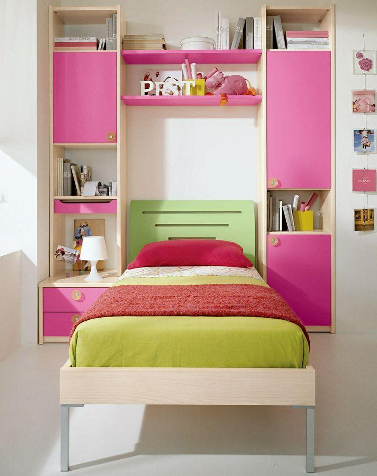 Oltre 1000 idee su piccole camere da letto su pinterest - Idee camere da letto piccole ...
