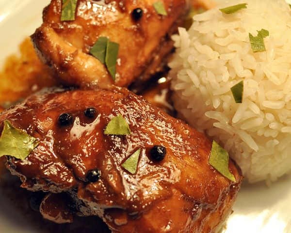 Chicken Adobo - | recipes | Pinterest