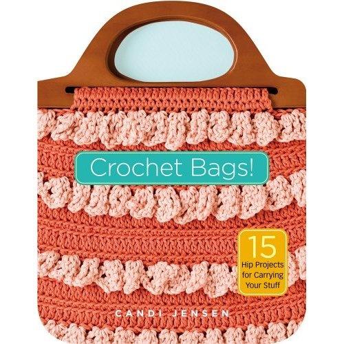 Crochet Book Bag : Crochet bag patterns by Candi Jensen Crochet Books Pinterest