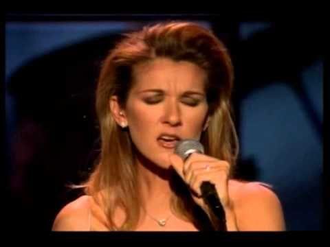 celine dion live eurovision