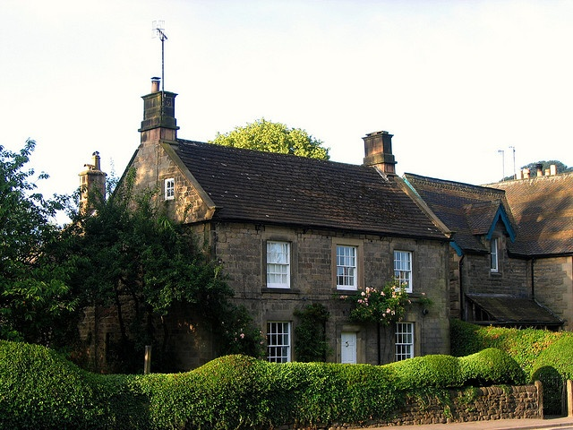 House in the Village of Rowsley, Derbyshire