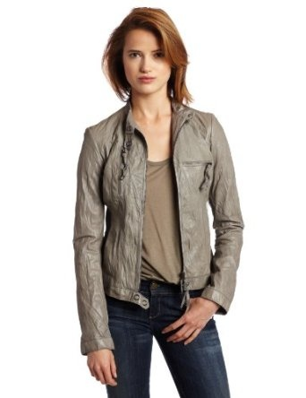 Ever Women's Sinai leather jacket $748.00