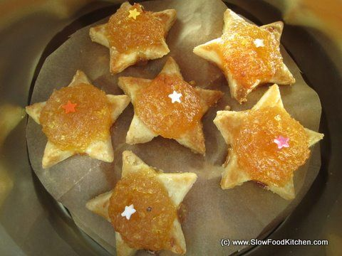Malaysian Pineapple Tarts with Pineapple Jam