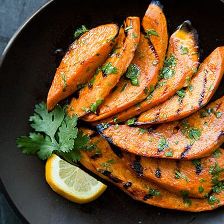 Grilled Sweet Potatoes | Favorite Recipes | Pinterest