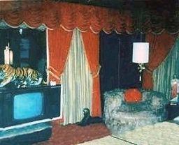 elvis presley bedroom graceland graceland pinterest