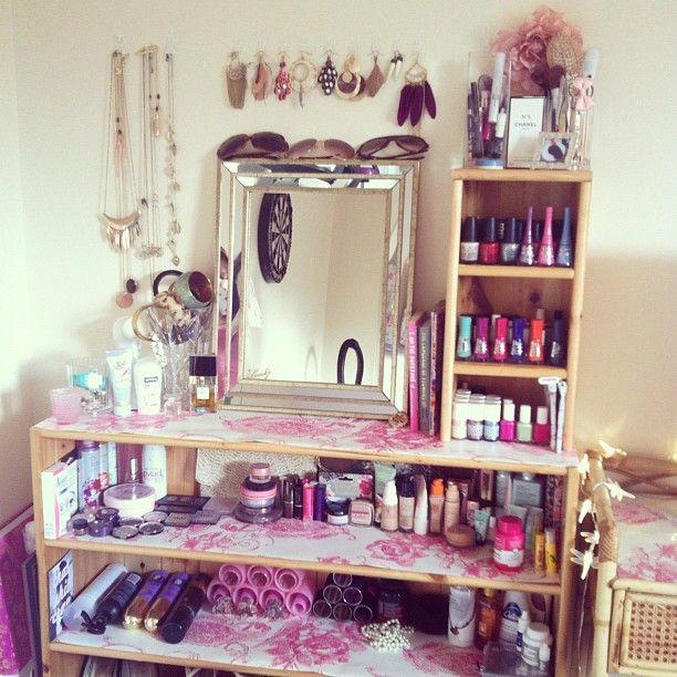 vanity area bedroom pinterest