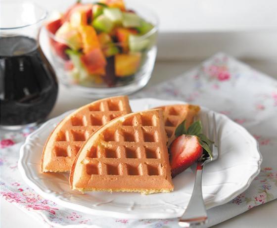 Easy waffles | Yummo! Dessert | Pinterest