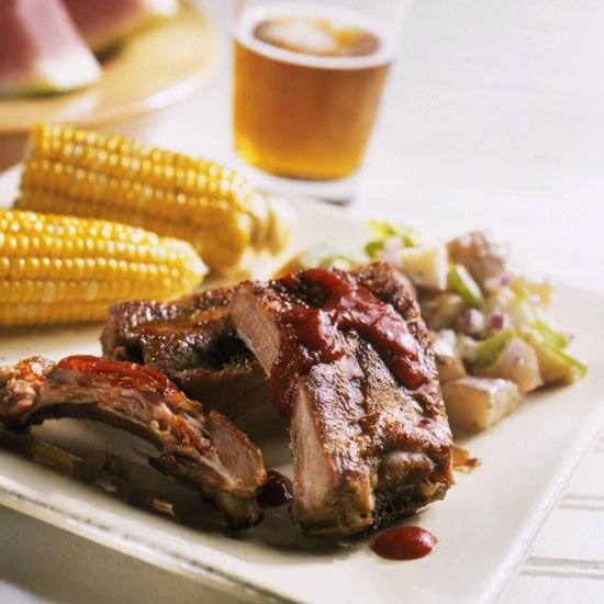 BBQ Baby Back Ribs - These classic ribs require just 15 minutes of ...