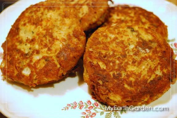 Potato Salmon Patties | Hungry? | Pinterest