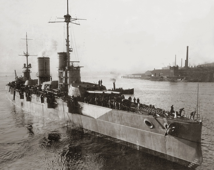 Линейные корабли типа «Севастополь». Часть третья. Мифы. Заключение.