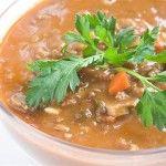 Bean and Mushroom Bolognese: kidney beans, black beans, garbanzo beans ...