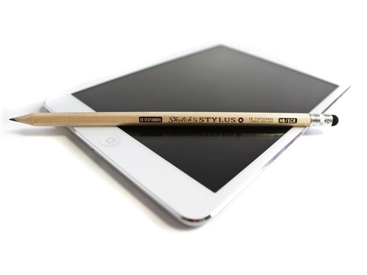 half stylus, half pencil