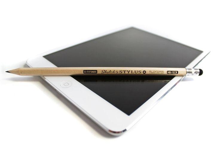 half stylus, half pencil