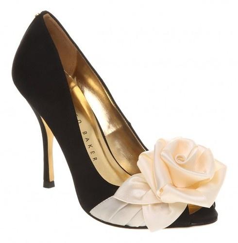 kamina rose peep toe // office