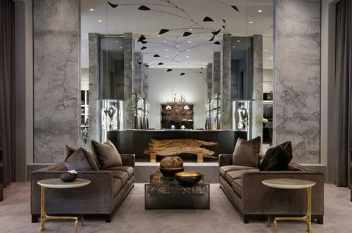 Tom ford store interior demorais interior design pinterest - Tom interiores ...