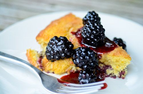 Buttermilk Blackberry Cake... Blackberries every which way RECIPES