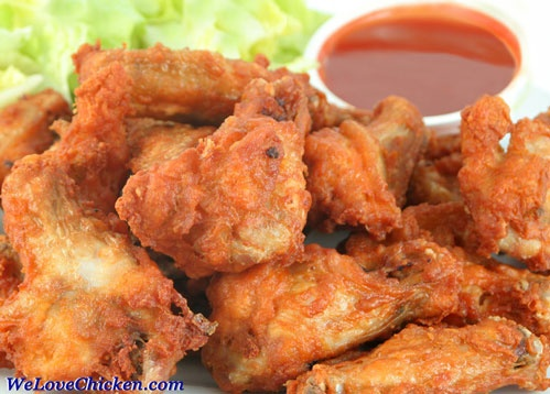 Cajun Chicken Wings | Food & Drink | Pinterest
