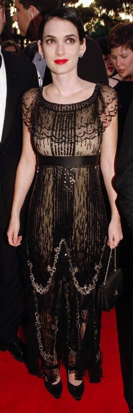Winona Ryder at the 19...