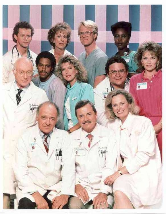 ST. Elsewhere 1982 - 1987 | What Was On | Pinterest