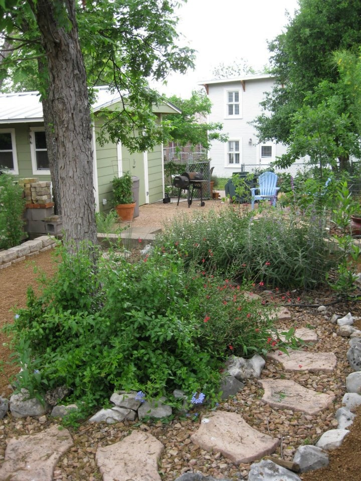 Xeriscaping outdoor living pinterest for Xeriscape images