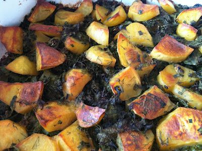 Potatoes and Kale to Feed a Crowd | FEED ME. | Pinterest